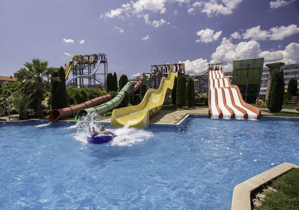 Action aqua park sunny beach bulgaria swimming pool - Sunny beach pools ...