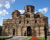 Church Christ Pantokrator