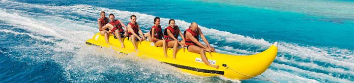 Sunny Beach Sun Sea And Water Sports